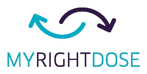 My Right Dose Logo